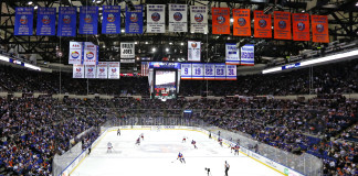 New York Islanders Nassau Coliseum