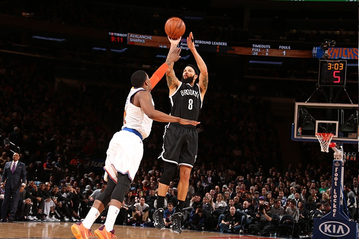 Deron Williams Nike Hyperrev