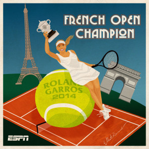 Elliot Gerard French Open