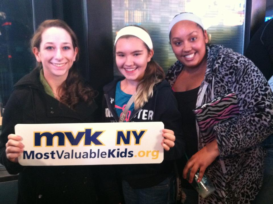 Most Valuable Kids NY New York MVK