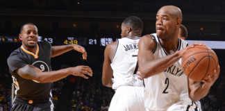 Brooklyn Nets Jarret Jack