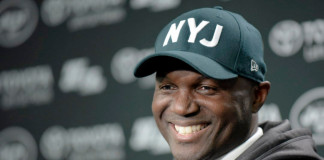 New York Jets Head Coach Todd Bowles
