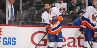 Cal Clutterbuck New York Islanders