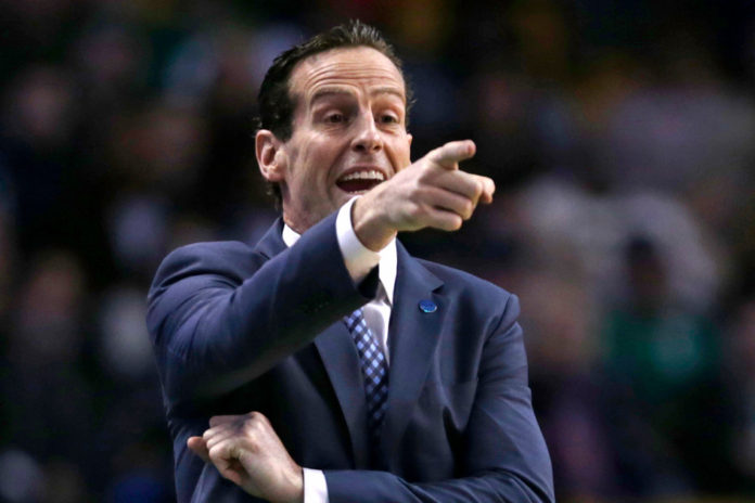 Kenny Atkinson Brooklyn Nets