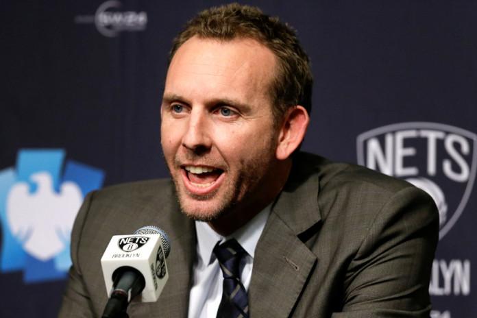 Sean Marks Brooklyn Nets