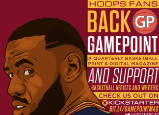 Game Point Magazine Basketball Quarterly