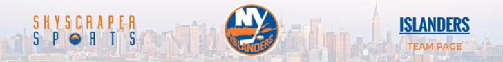 New York Islanders Page Banner