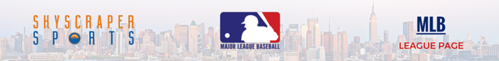 MLB Page Banner