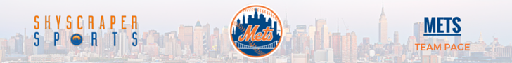 New York Mets Page Banner