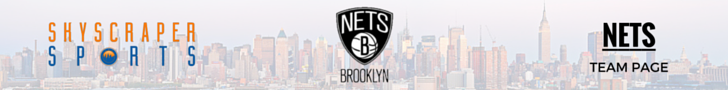 Brooklyn Nets Page Banner