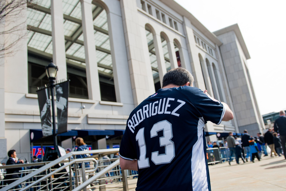 New York Yankees spoiled fans