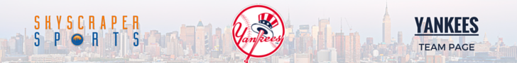 New York Yankees Page Banner