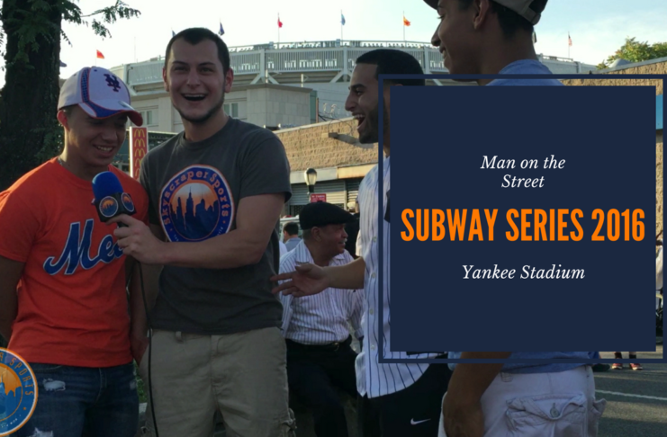 Yankees Mets Subway Series Interview