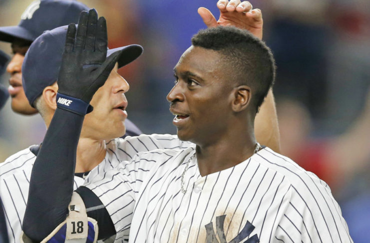 Didi Gregorius New York Yankees