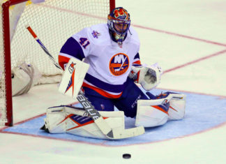 Jaroslav Halak New York Islanders world cup of hockey