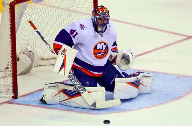 Jaroslav Halak New York Islanders world cup of hockey